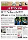 Revue de Presse du 10 août 2007