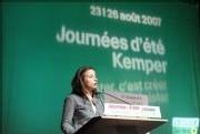 Le PS dit oui à la proposition des Verts d'un dialogue politique à gauche