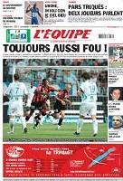 Revue de presse du 30 août 2007