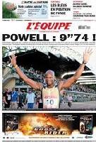 Revue de presse du 10 septembre 2007
