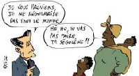 Test ADN: Sarkozy et les cocus
