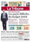 Revue de presse du 27 septembre 2007