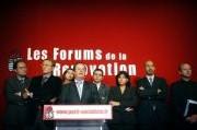 Dominique Strauss-Kahn prend la tête d'un FMI affaibli