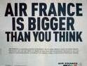 Grève: Air France dans l'obligation de revoir son plan de vol à la baisse
