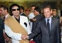 Kadhafi en visite officielle en France en décembre