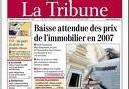 'La Tribune' en gréve ne veut pas du géant du luxe