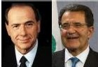 Berlusconi isolé et affaibli perd son pari face Prodi