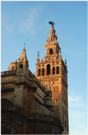 Seville: La Giralda Cathédrale