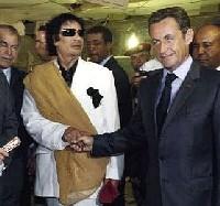 EditoWeb: Point d'actu à19h, Sarkozy les 10 milliards de Kadhafi et autres brèves