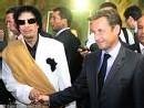 France de Sarkozy: Kadhafi lance un pavé dans la ''mare aux faux culs''
