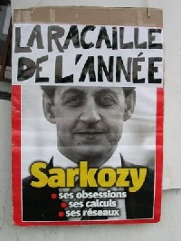 Actu Monde en bref: Sarkozy et les défiscalisées, l'UE l'Egypte et autres actus