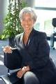 Christine Lagarde ou l'art de la douche écossaise