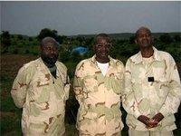 l'EUFOR au Tchad: Le Commandement des forces rebelles s'adresse à la presse