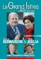 Istres: François Bernardini présente sa liste