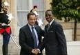 Tchad: Visite de Nicolas Sarkozy mercredi