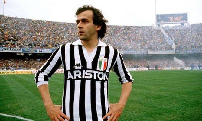 Michel Platini interdit de foot pendant 8 ans