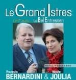 Elections 2008 Istres: Bernardini  Joulia le duo qui s'impose