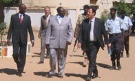 Tchad : Djasnabaille interviewé pour la paix