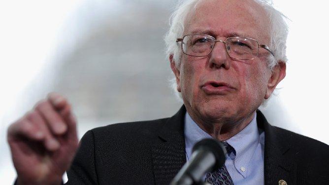 Présidentielles américaines: Sanders l'outsider