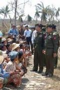 Actu Monde : Birmanie: on vote malgré les ravages du cyclone Nargis