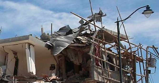 Catastrophes naturelles et sauvetages in extremis