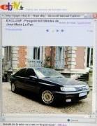 Actu Monde : La voiture blindée de Le Pen vendue 20.050 euros