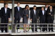 Actu Monde : Réunion des chefs de la diplomatie du G8 à Kyoto