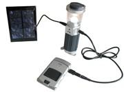 Avec la lampe de camping solaire profitez de la lumière et de l´énergie n´importe où, n´importe quand !