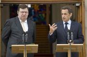 Actu Monde : Les Irlandais séduits par l'offensive de charme de Sarkozy