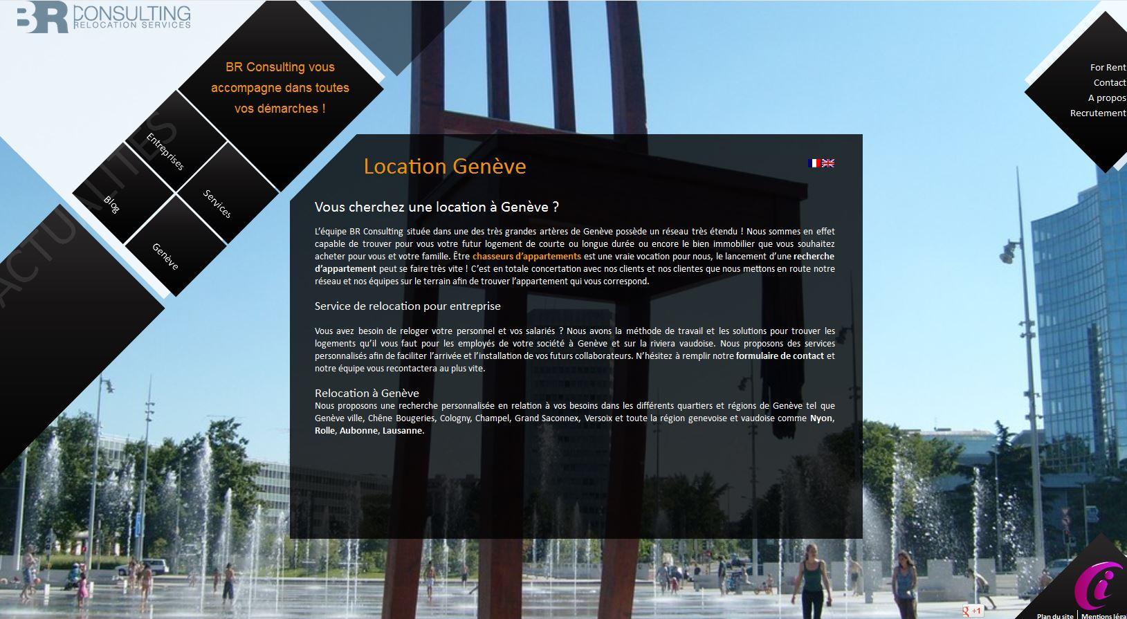 Location Genève - Recherche d'appartement