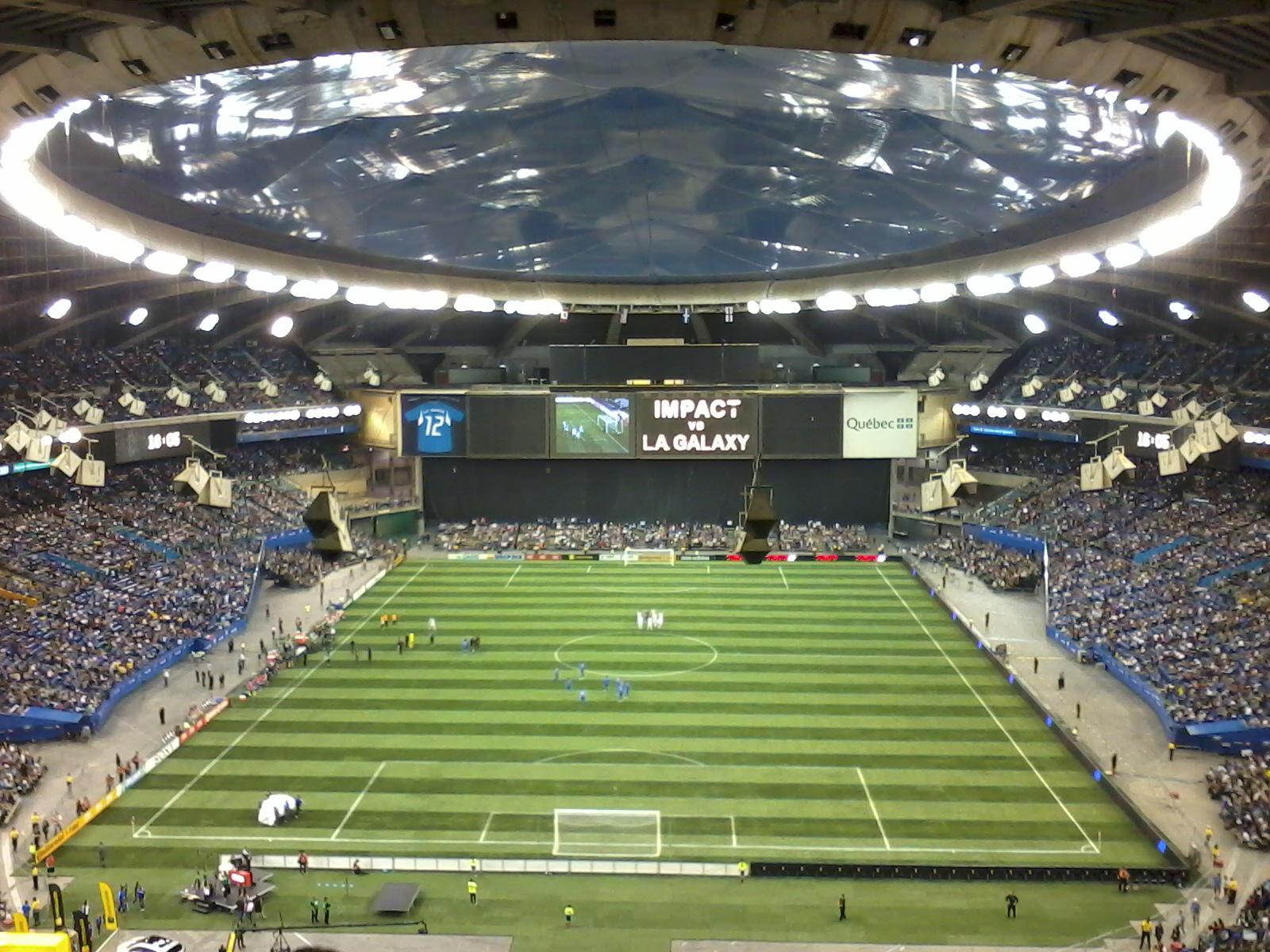 Le stade Olympique de Montréal: un site touristique à ne pas manquer