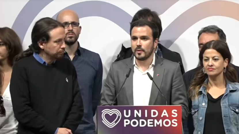 Espagne, Le PSOE n'offre pas d'accord de Gouvernement à PODEMOS