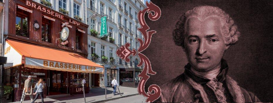 Ntaya Marabout guérisseur a-t-il rencontré Cagliostro à Saint-Germain Paris 6ème?