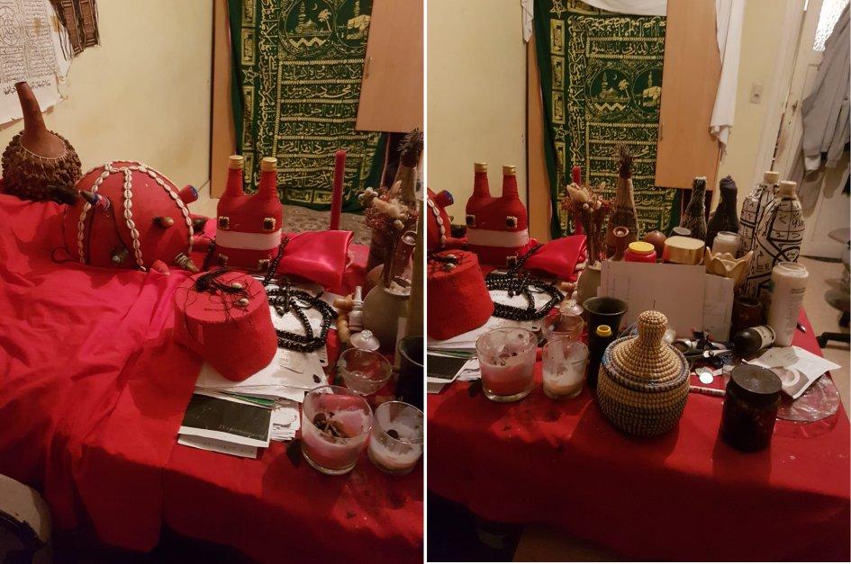 Voyant marabout vaudou Guyane magie noire et guérisseur