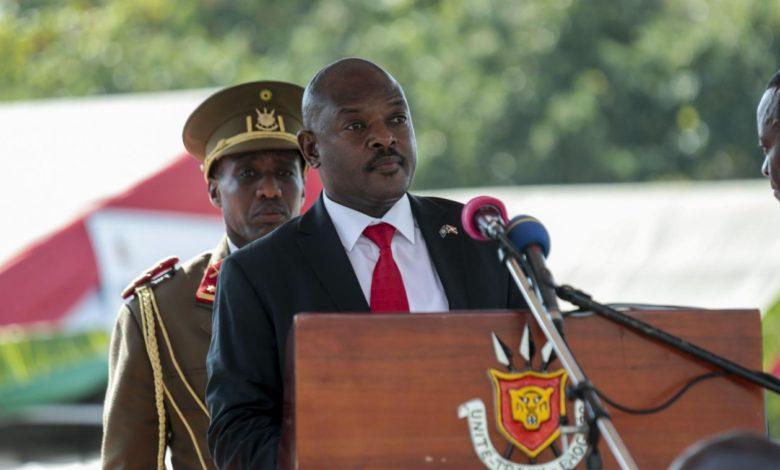 Burundi: le président Pierre Nkurunziza est mort