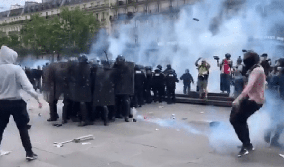Mobilisation en France contre la violences policières