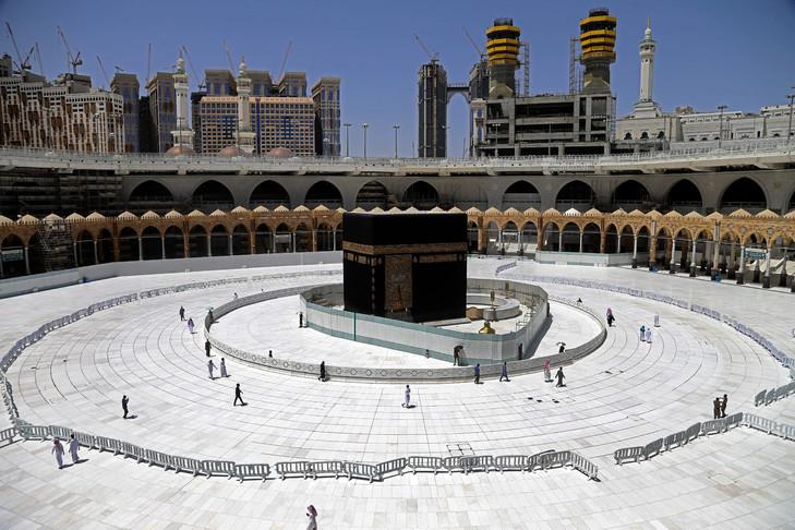 Arabie Saoudite: Le pèlerinage du Hajj en  nombre limité de participants