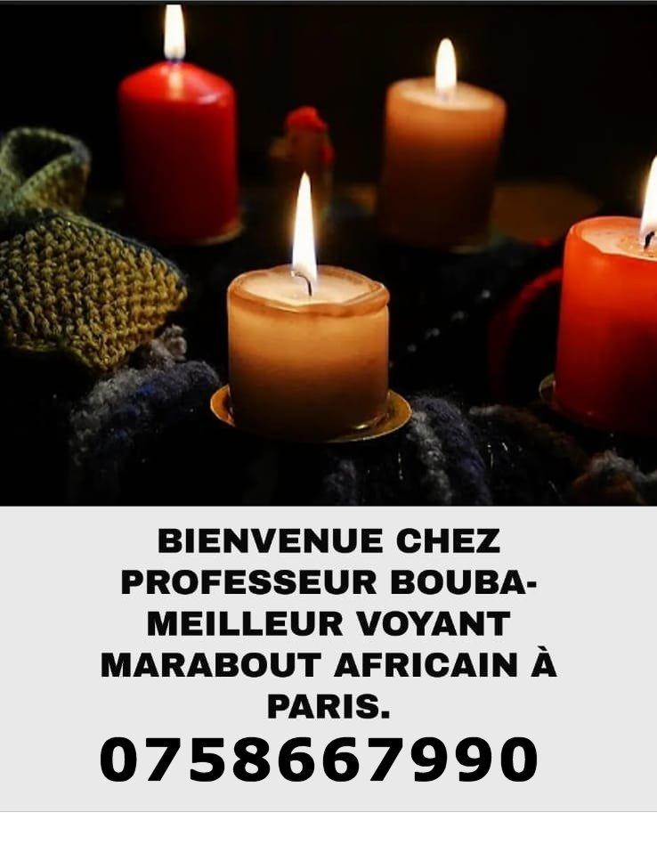 Maitre Bouba voyant guérisseur désenvoûtement Pyrénées Orientales: Perpignan Carcassonne Foix