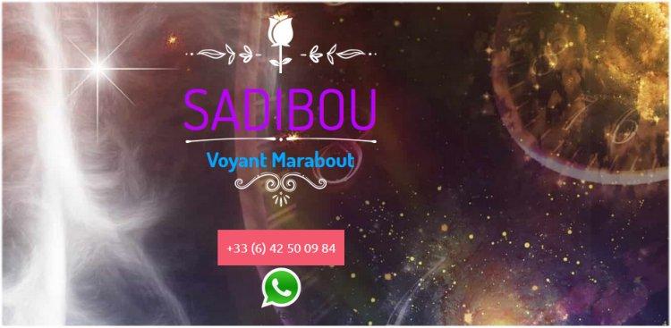 Maître Sadibou, Spécialiste retour de l'Amour, Retour affectif Guérisseur Medium Voyant Albi