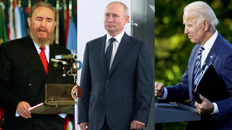 """USA/ Présidentielle 2020 : Joe Biden compte s'occuper des """"castros et poutines de ce monde''"""