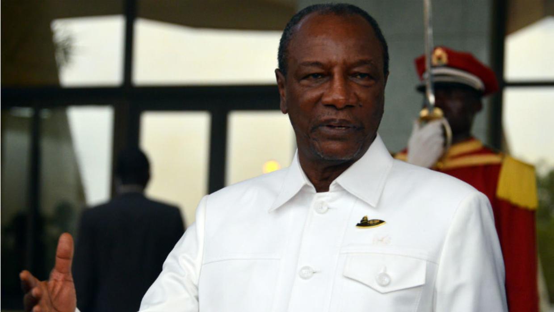 Guinée : Ce que la France exige du président Alpha Condé.
