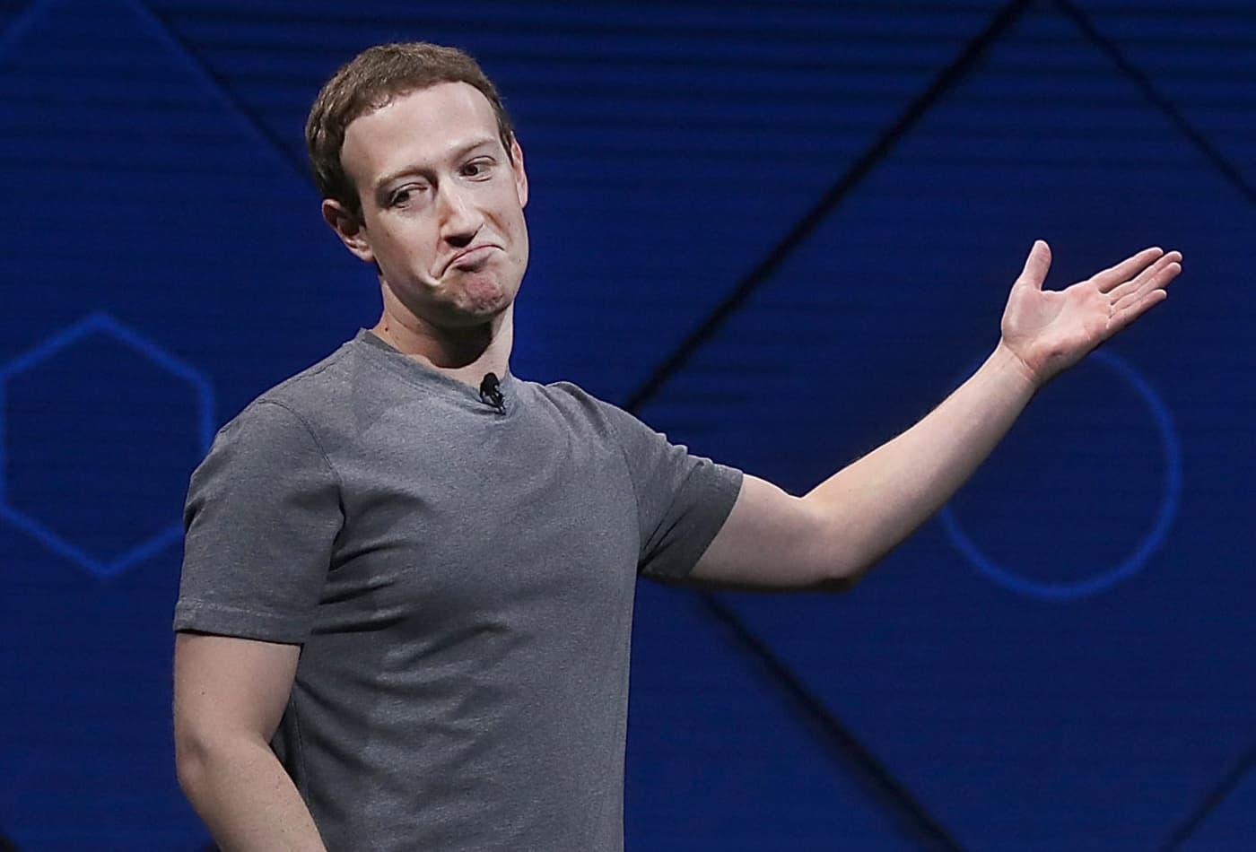 Facebook dit qu'il empêchera de voir ou partager des informations en Australie