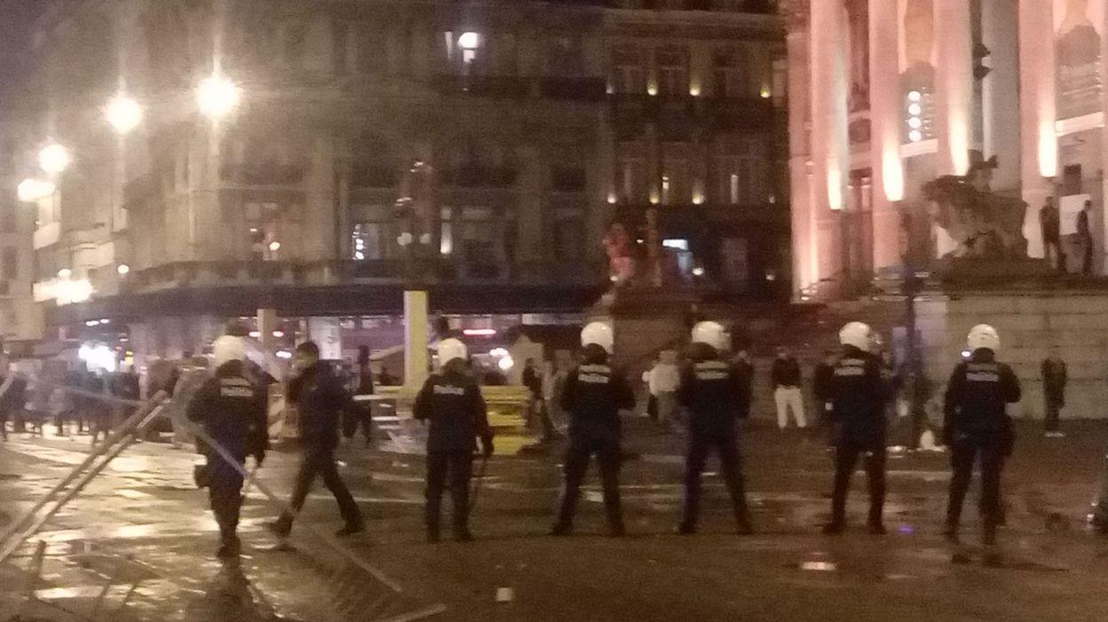 Espagne: 5ème nuit de protestation pour un rappeur emprisonné