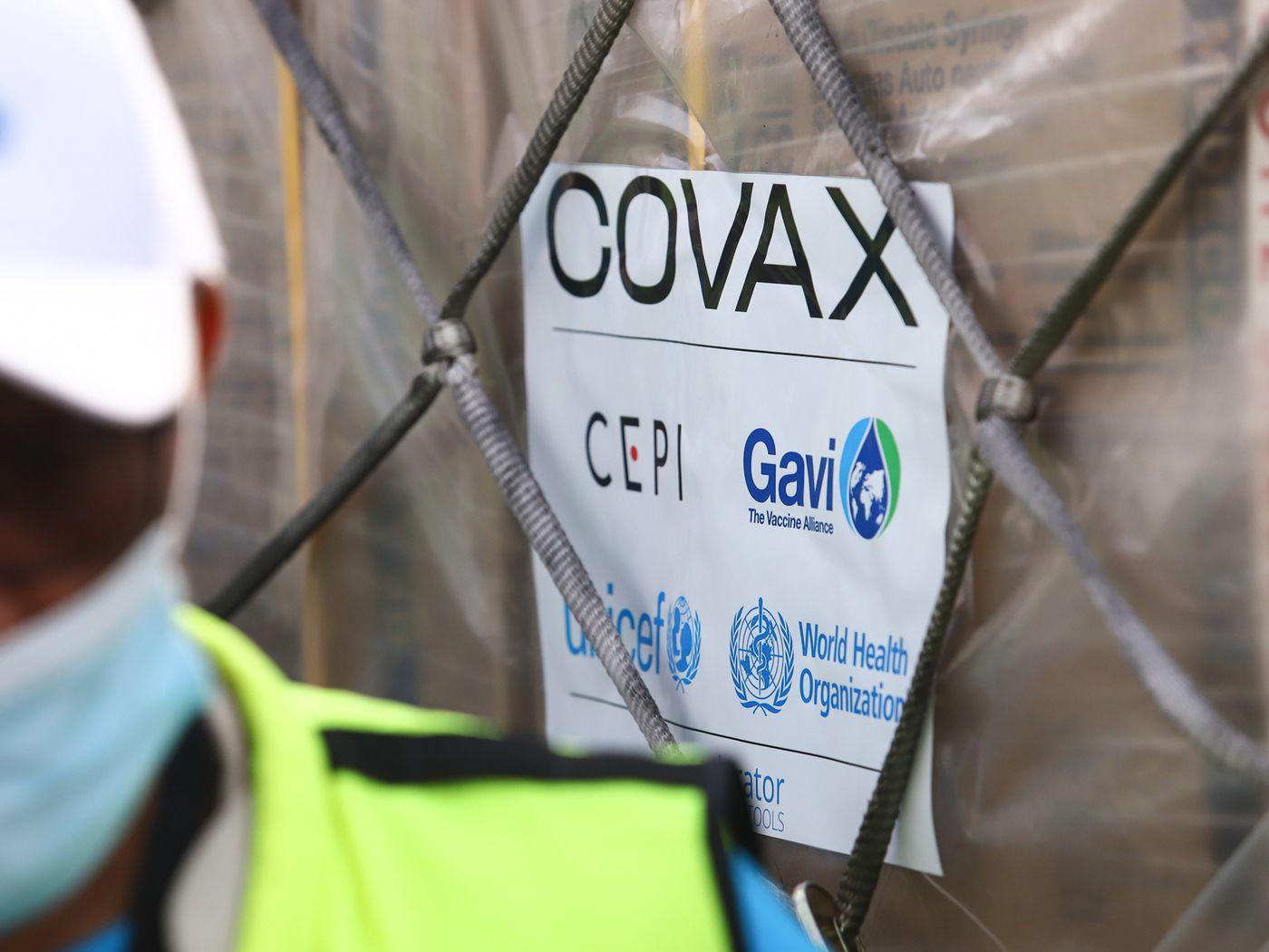 Le Ghana devient le premier pays au monde à recevoir les vaccins covax de l'ONU