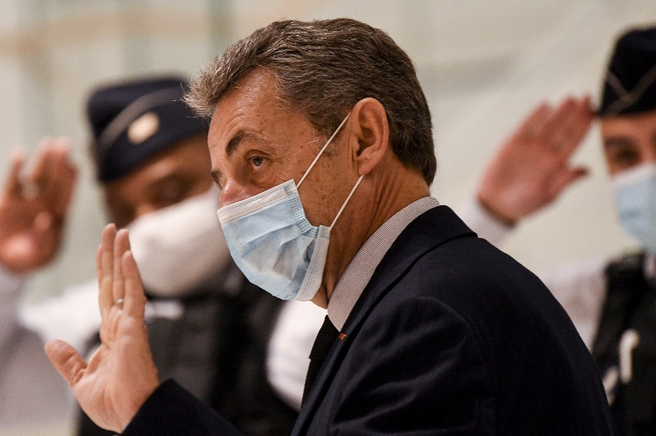 Nicolas Sarkozy condamné à trois ans de prison dont un ferme dans l'affaire des écoutes téléphoniques