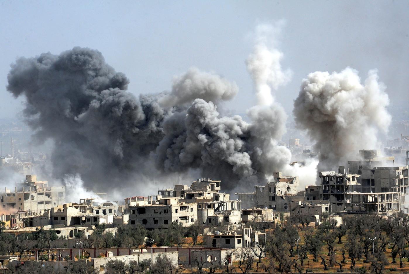 Des groupes demandent à la France d'enquêter sur les attaques chimiques de 2013 en Syrie