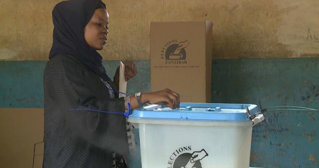 Revue de presse:  démocratie en Tanzanie
