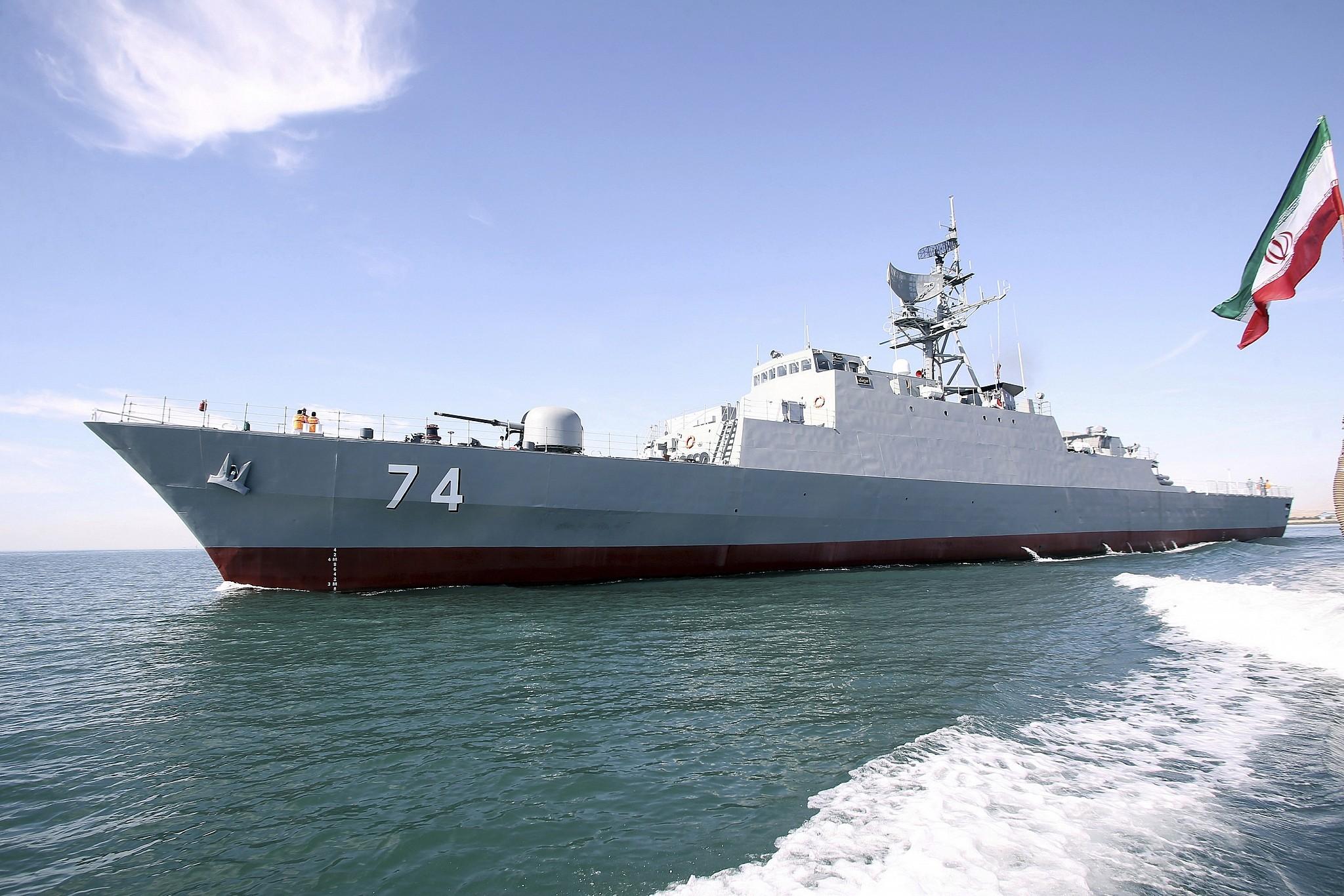 Un navire iranien attaqué en mer Rouge quelques heures avant le début des négociations nucléaires