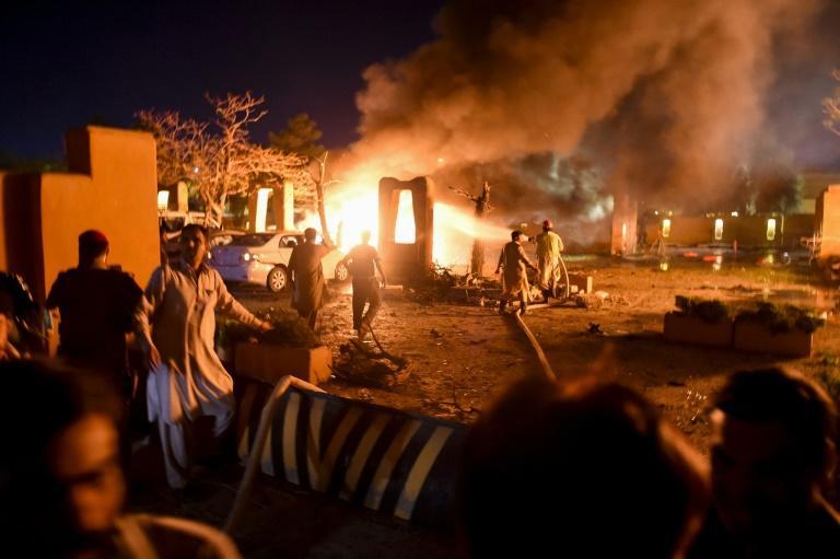 Pakistan : Un hôtel de luxe frappé par une explosion alors qu'il accueillait l'ambassadeur de Chine