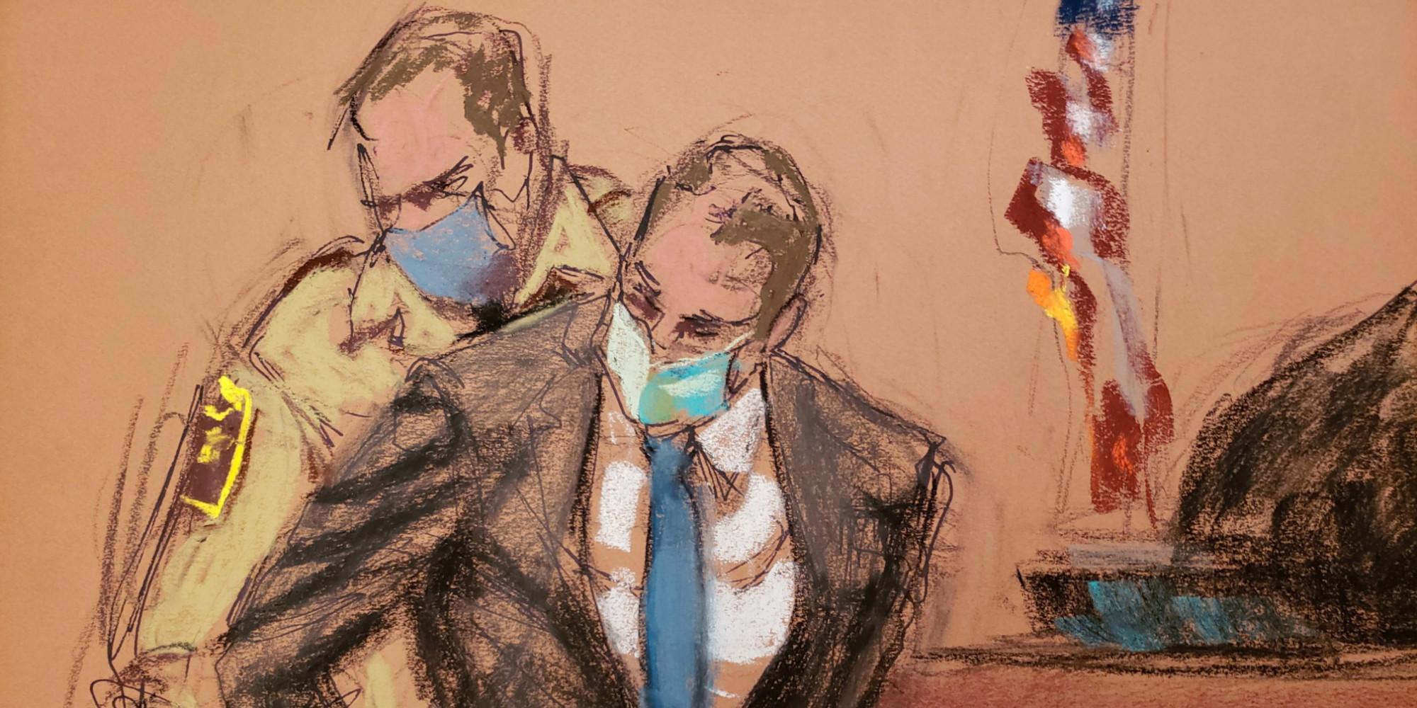 le policier Derek Chauvin déclaré coupable de son meurtre